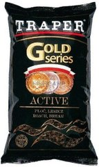 Прикормка Traper Gold Series Active 1kg