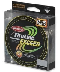 Шнур Berkley FireLine Tournament Exceed 110м, 0,10 мм, 5,9