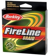 Шнур Berkley FireLine Braid 110m, 0,14 мм, 14,6
